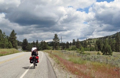 Human Powered Travel: The Road to Yellowstone