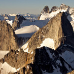 SNOWPATCH SPIRE, PIGEON SPIRE, HOWSER TOWERS, BUGABOO SPIRE