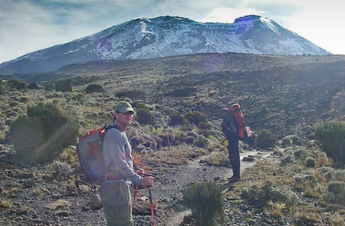 Climbing Kilimanjaro: Quest for the Seven Summits