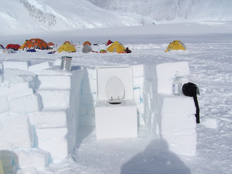 The coldest seat on Earth