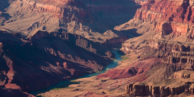 Rim to Rim: On the Run in the Grand Canyon