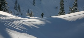 Over the River and Through the Woods: Cross Country Ski Trails Along the Nooksack
