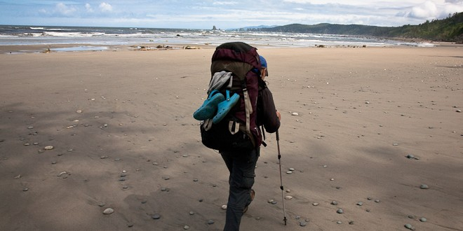 Walking the Edge: Explorations on the Wildest Coastline in America