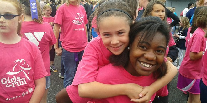 Girls on the Run: Inspiration, Gratitude…and Fun!