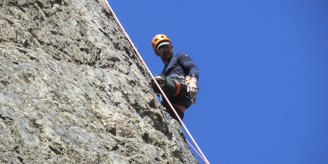 Higher Education: Learn to Climb this Summer