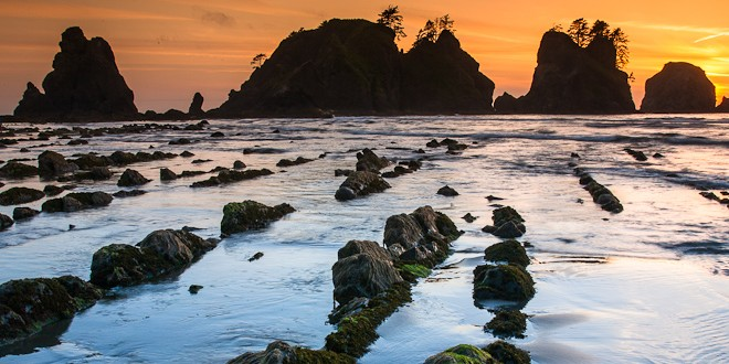 Shi-Shi Beach: Shangri-La on the Olympic Coast