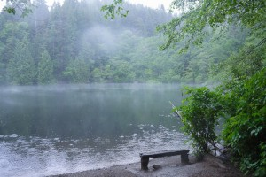 Fragrance Lake:Summer bliss in the Chuckanuts