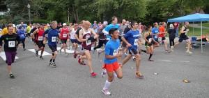 Greater Bellingham Running Club. Photo by Sam Alexander