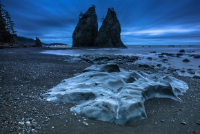 Winter on the Olympic Coast: Hole in the Wall