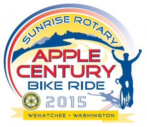 Apple Century Bike Ride @ Wenatchee Valley