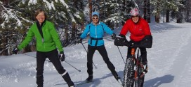 Riding the Road Less Traveled on a Fat Bike