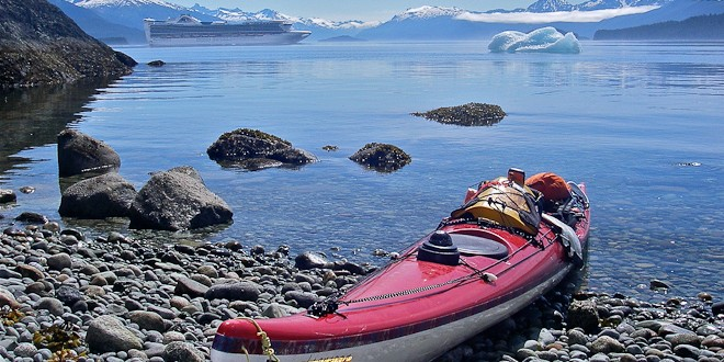 Paddling the Inside Passage: A Journey of the Sea and Soul