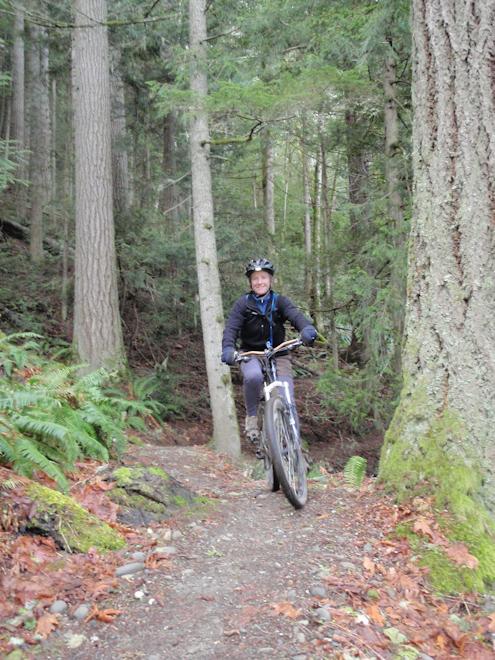 The Adventure Bike Route