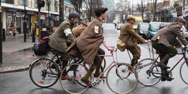 The World's Most Unusual Cycling Events