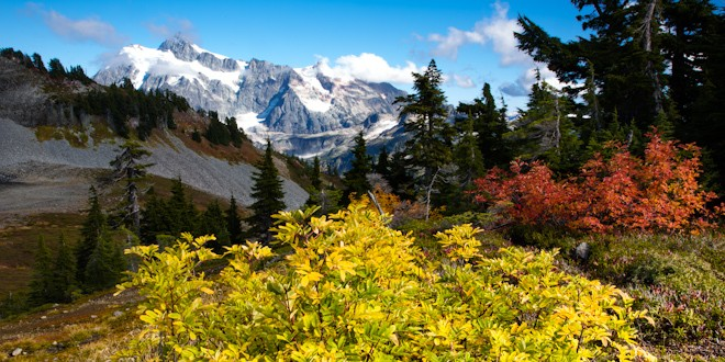Autumn Ecstasy: The Top 10 Fall Color Hikes in Washington