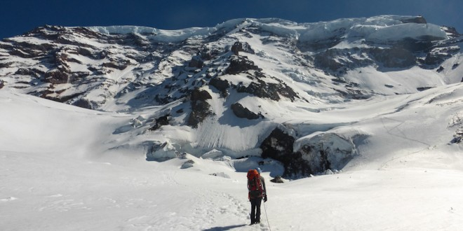 When the Mountains Send You Home: Lessons from Liberty Ridge