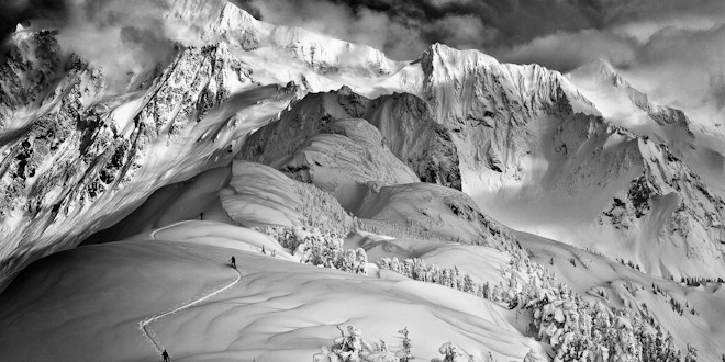 Grant Gunderson: Capturing the Heart of Winter