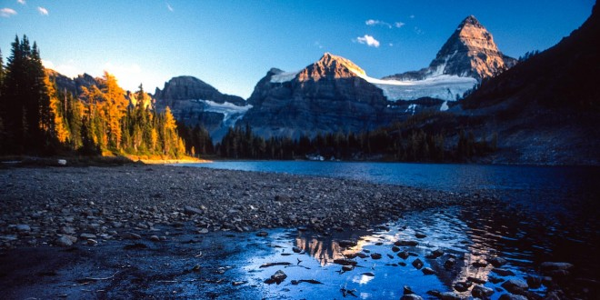 The Assiniboine Traverse: A Tale of Unrivaled Splendor, Grizzly Bears and Condiment Soup
