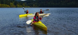 A Passion for Paddling: Making Waves on Lake Padden