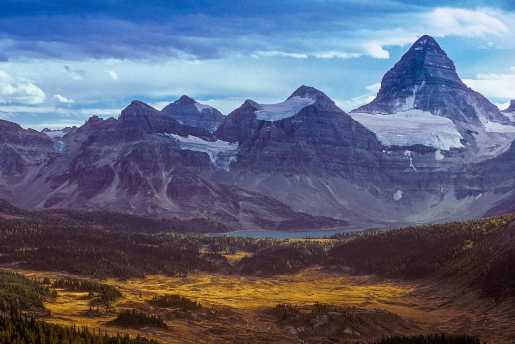 Assinibine: A 'wilder' Matterhorn