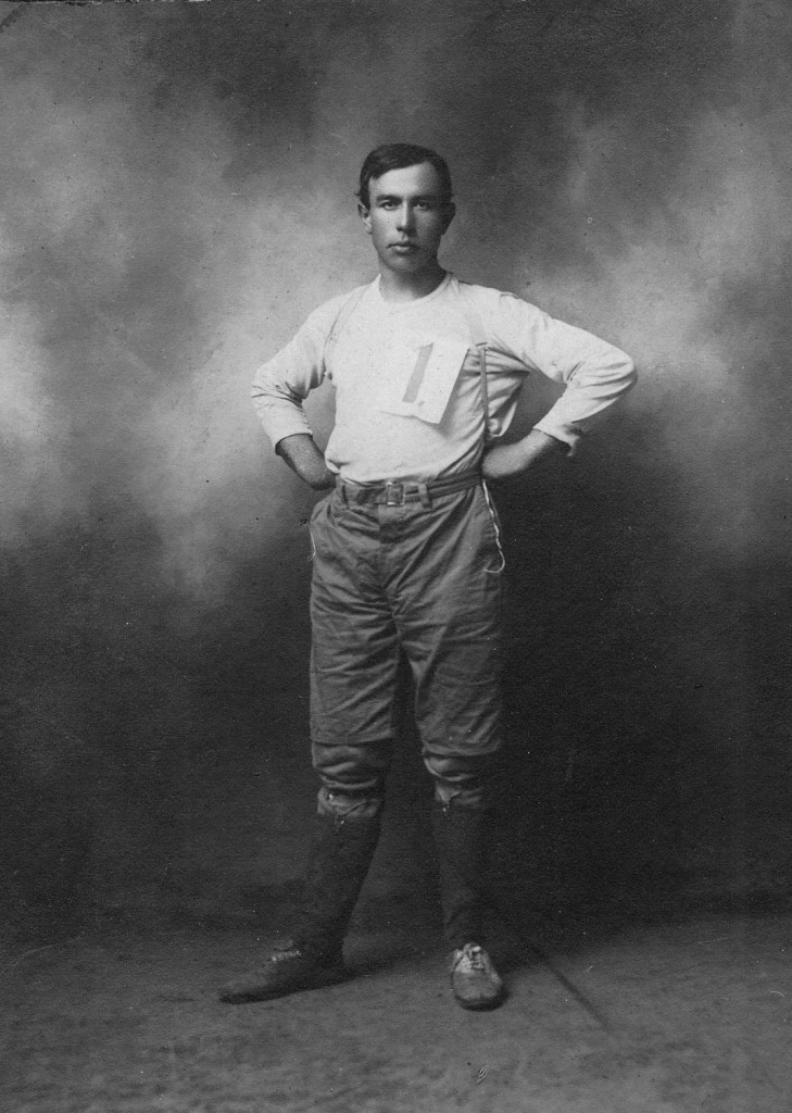 Joe Galbraith circa 1911. Photo courtesy of Gail Galbraith Everett