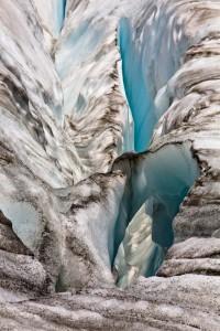 The Sahale Glacier