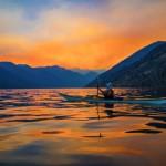 Sunset Paddle 3