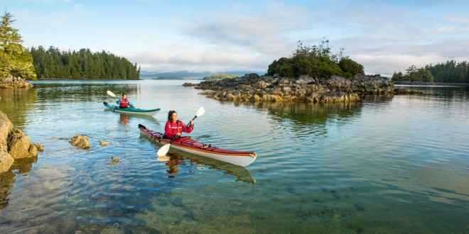 Discover BC's National Parks This Summer – For Free!