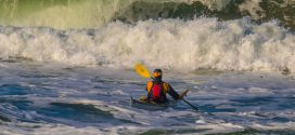 Fighting the Surge – A Lesson in Solo Paddling