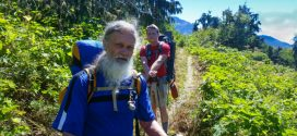 Olympic Crossing: An Aging Climber Discovers his Inner Thru-Hiker in the Olympic Wilderness