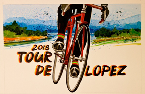 15th Annual Tour de Lopez @ Lopez Center for Community and the Arts