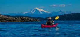 Paddling Paradox: Autumn Paddling in the San Juan Islands