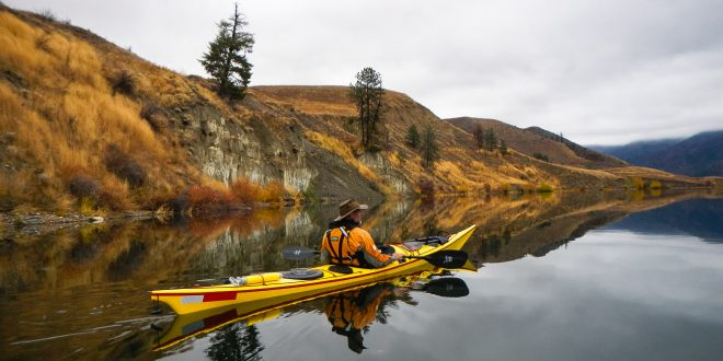 Paddling with Ghosts: A Long Strange Journey Down the